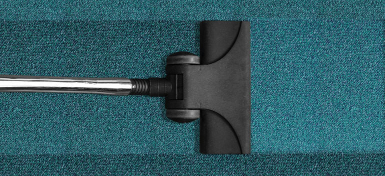 cleaning polypropylene carpet