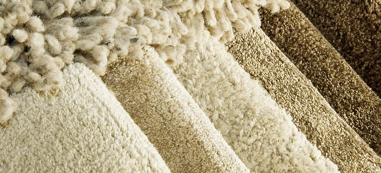 Wool carpets and rugs