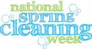 Semana de limpieza de primavera del Reino Unido