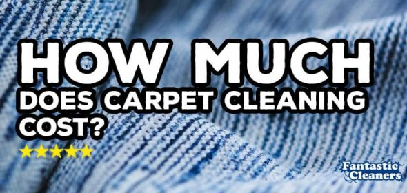 How much does professional carpet cleaning services cost in London?